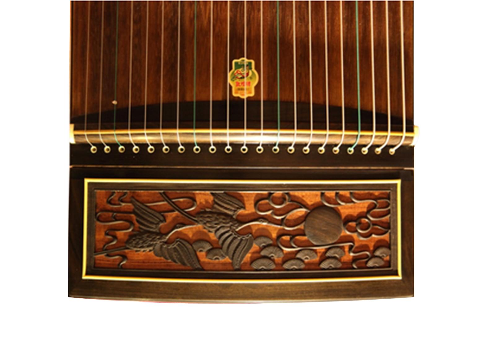 古箏換弦方法