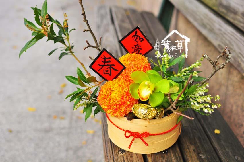 盆花設計106010514