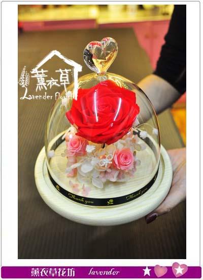 不凋玫瑰設計 106032211