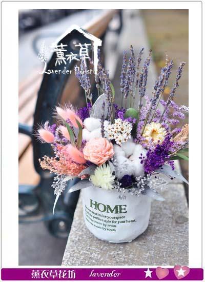 乾燥花設計106011508