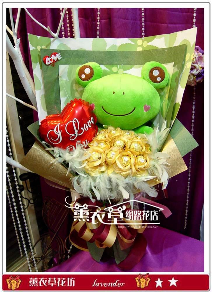 可愛蛙設計y31586