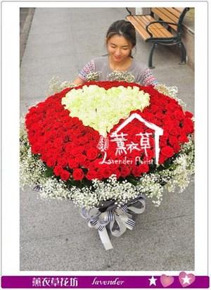 365朵玫瑰花束~~106040701