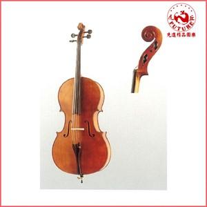大提琴-專業演奏楓木虎紋大提琴-3/4-4/4