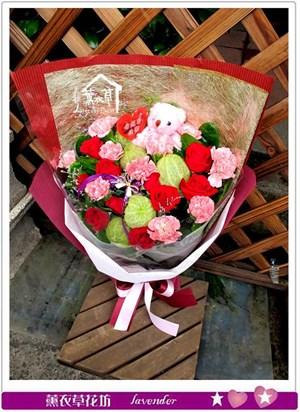 康乃馨花束c051239