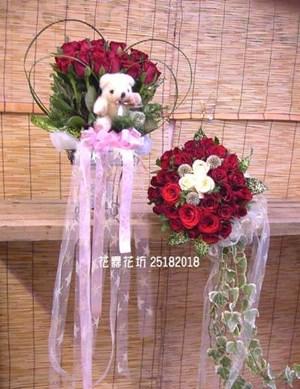 新娘捧花H17