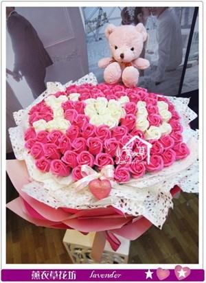 香氛玫瑰101朵a081606