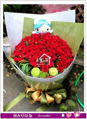 紅玫瑰99朵c062428