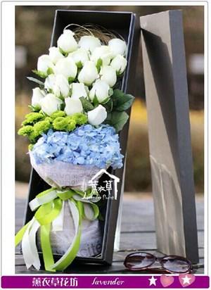 玫瑰歐式花盒設計a020306
