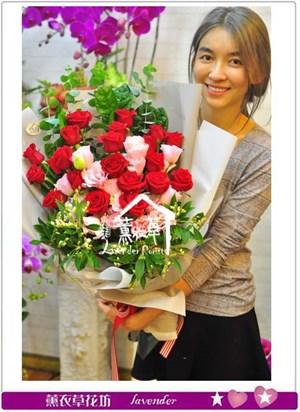 玫瑰花束106010615
