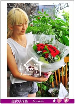 玫瑰花束 106072506