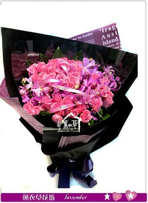 玫瑰花束c052505