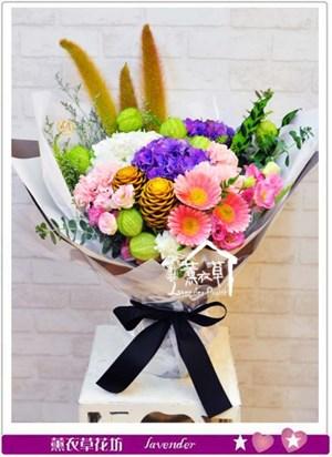 歐式花束設計b072602