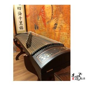 黑檀專業21弦箏(爭春)