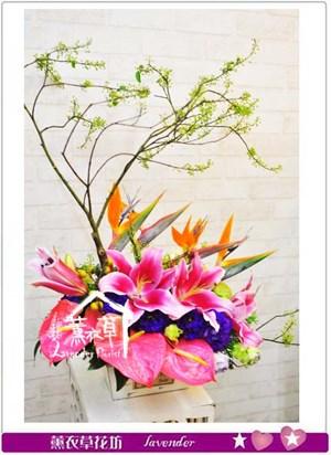 盆花設計106010305