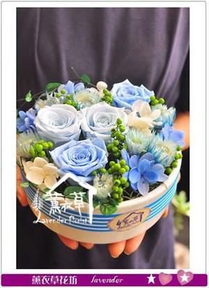 玫瑰花~不凋花設計 106050511
