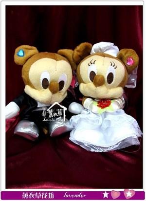 米奇米妮~結婚款bb102404