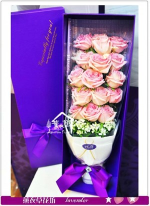 玫瑰/歐式花盒a062925