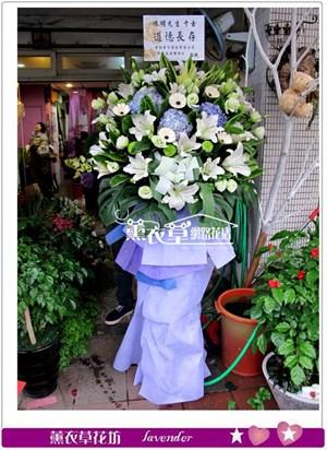 藝術花藍一個y34056