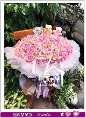 金莎&香氛玫瑰設計 c071927