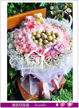 99朵玫瑰花束 106082108