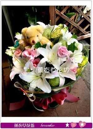 母親節花束G913