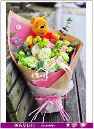 桔梗花束b040117