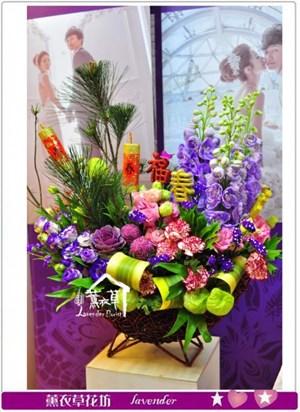 盆花設計A022615