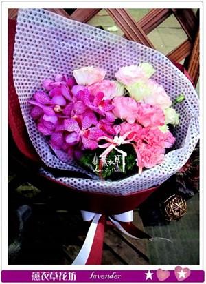 母親節花束c040739