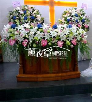大型盆花設計y32925