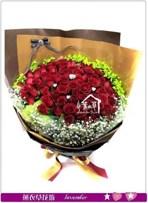紅玫瑰88朵bb110430