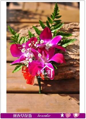 石斛蘭胸花c091111