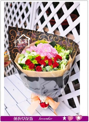 精緻花束C101106