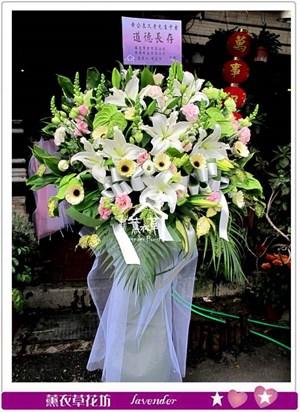 藝樹花柱一個C022104