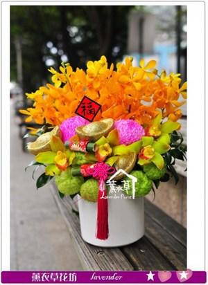 雅緻盆花b012920