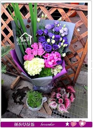 歐式花束c040727