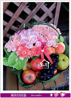 水果禮盆c072636