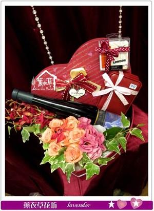 鮮花禮品設計c071607
