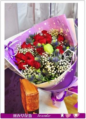 荷蘭進口紅玫瑰a092203