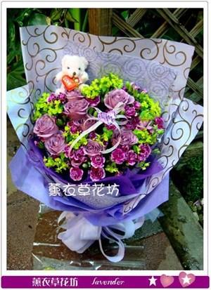 母親節花束G912