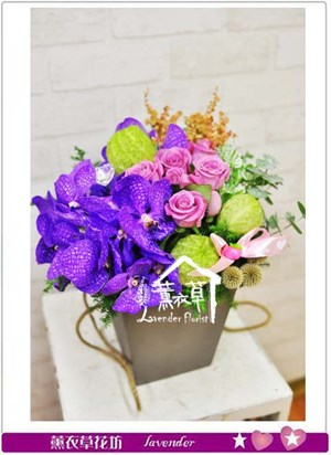 盆花設計B100115