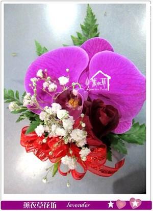 胸花b121709