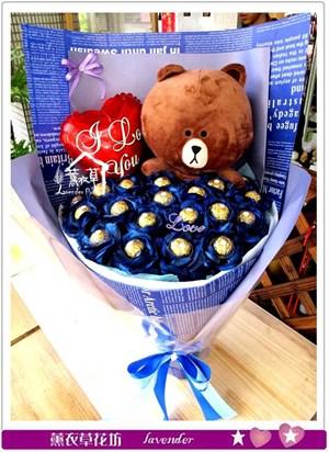 熊大花束c072902