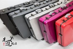 多彩玻璃纖維揚琴盒