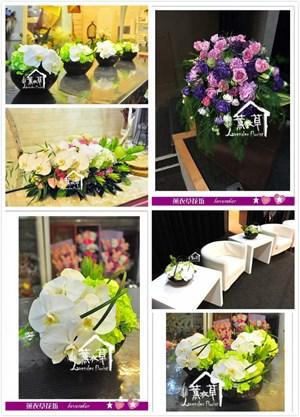 會議盆花設計 106042802