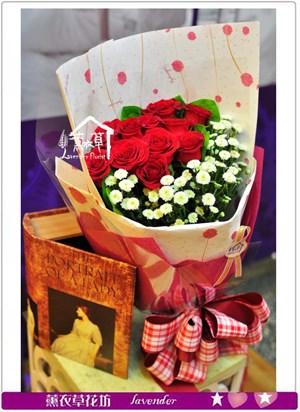 玫瑰花束a063116