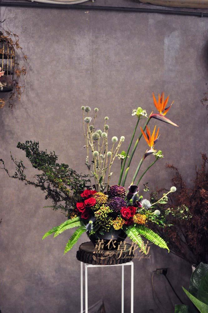 歐式-盆花設計108110902
