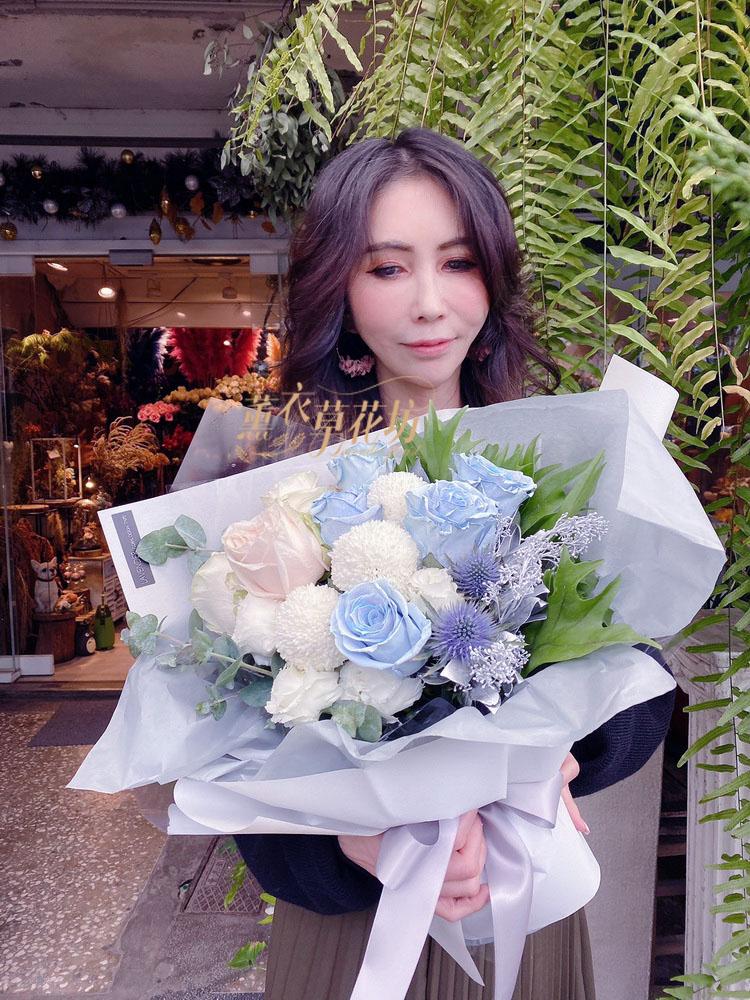 玫瑰花束~荷蘭進口109022306