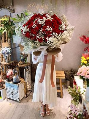 99朵花束設計108070701