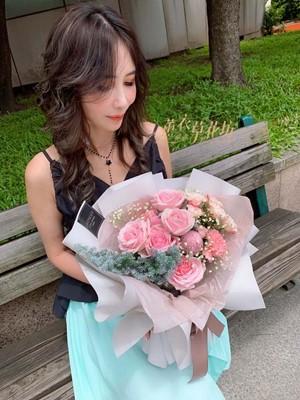 甜美花束108070505