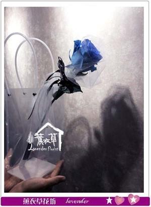 單枝玫瑰花花107081725